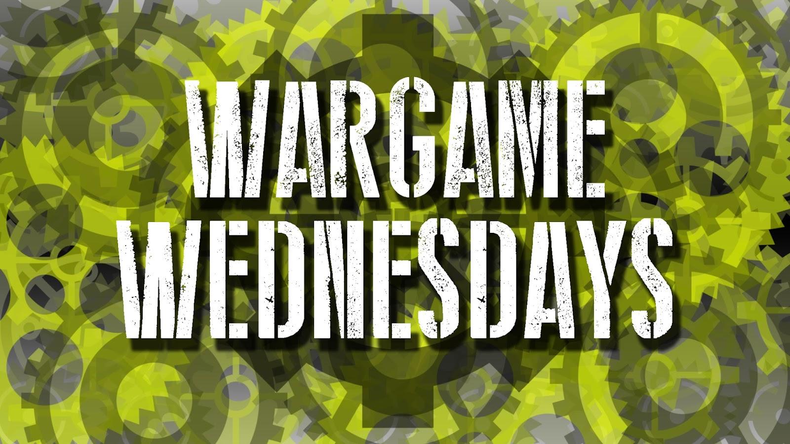 Wargame Wednesdays – 8-Bit Barbell